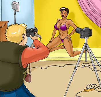 tranny cartoon porn